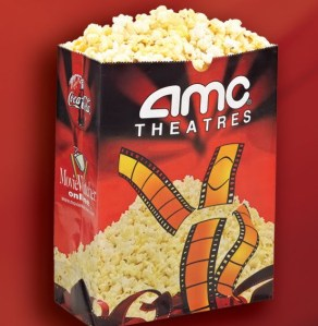 Those were the days my friend...these days I stay away from movie popcorn.