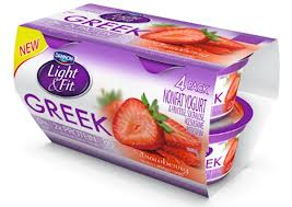 Dannon Light & Fit Greek yogurt was the top selling new food product of 2013.