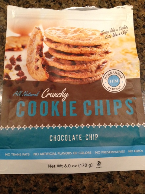 Hannahmax cookie chips