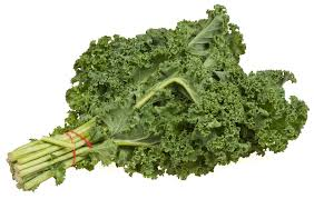 All hail kale, at least all seem to be hailing it these days.