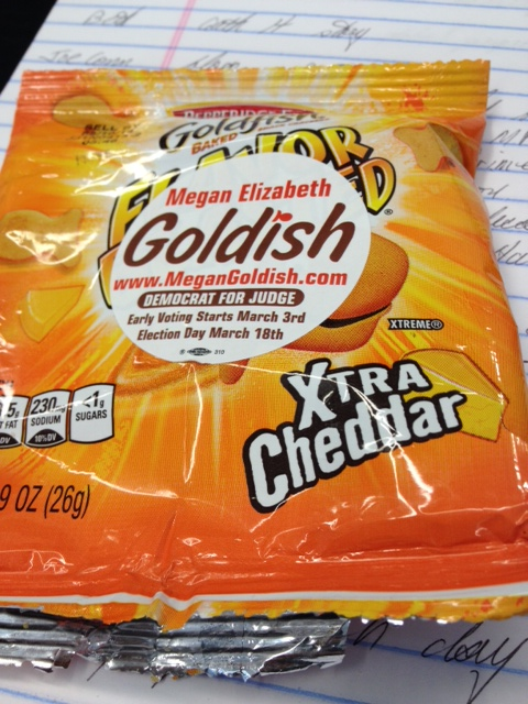 Pepperidge Farm Goldfish, once considered a healthy snack, really aren't for me.