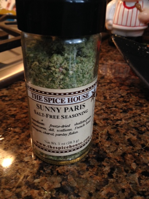 Find a spice store that will create salt-free blends for you