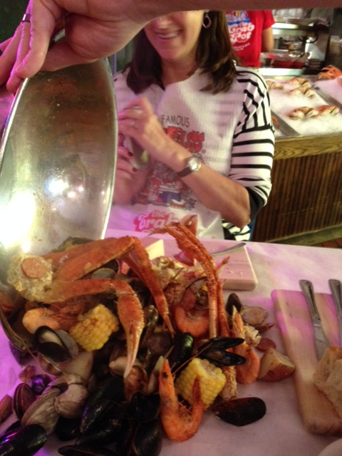 The Crab Pot SeaFeast