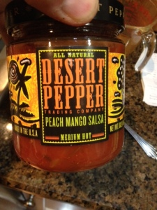 Desert Pepper low-sodium salsa