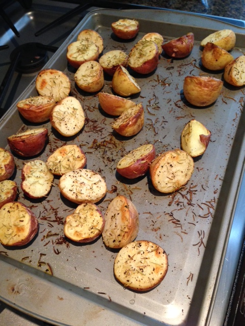 This simple potato recipe provides a fun summer side dish.