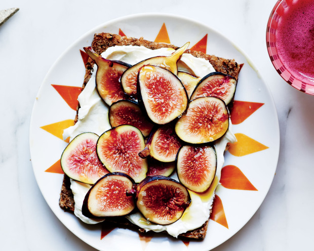 Yogurt toast? Give it a try