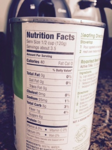 No-salt-added beets nutrition information