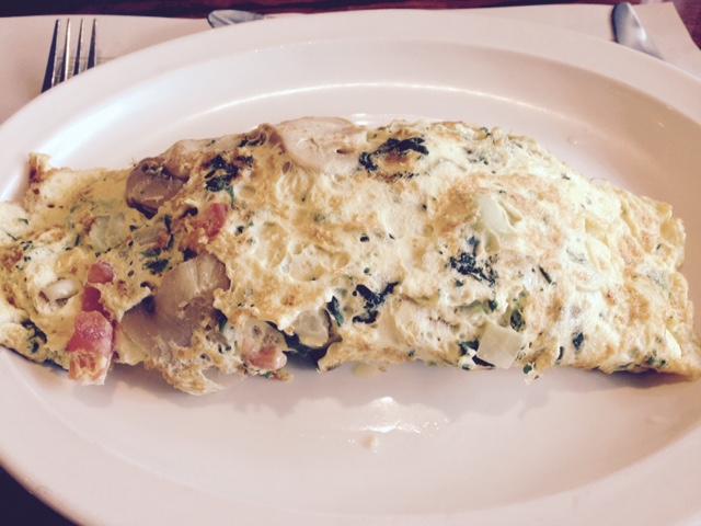 My Omega omelet
