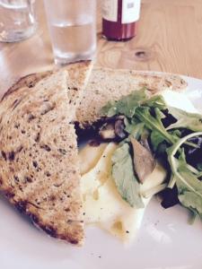 My Co-op Neighborhood Cafe omelet, very tasty
