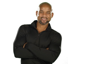 Shaun T, the host of My Diet is Better than Yours. One of the most emotional TV hosts ever.