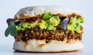 The best quinoa burger ever? Try making it and let me know.
