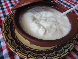 Keep yogurt in mind for breakfast/