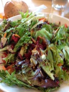 My Garden Bar salad