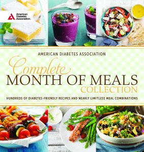 We'll soon be reviewing this cookbook from the American Diabetes Association.